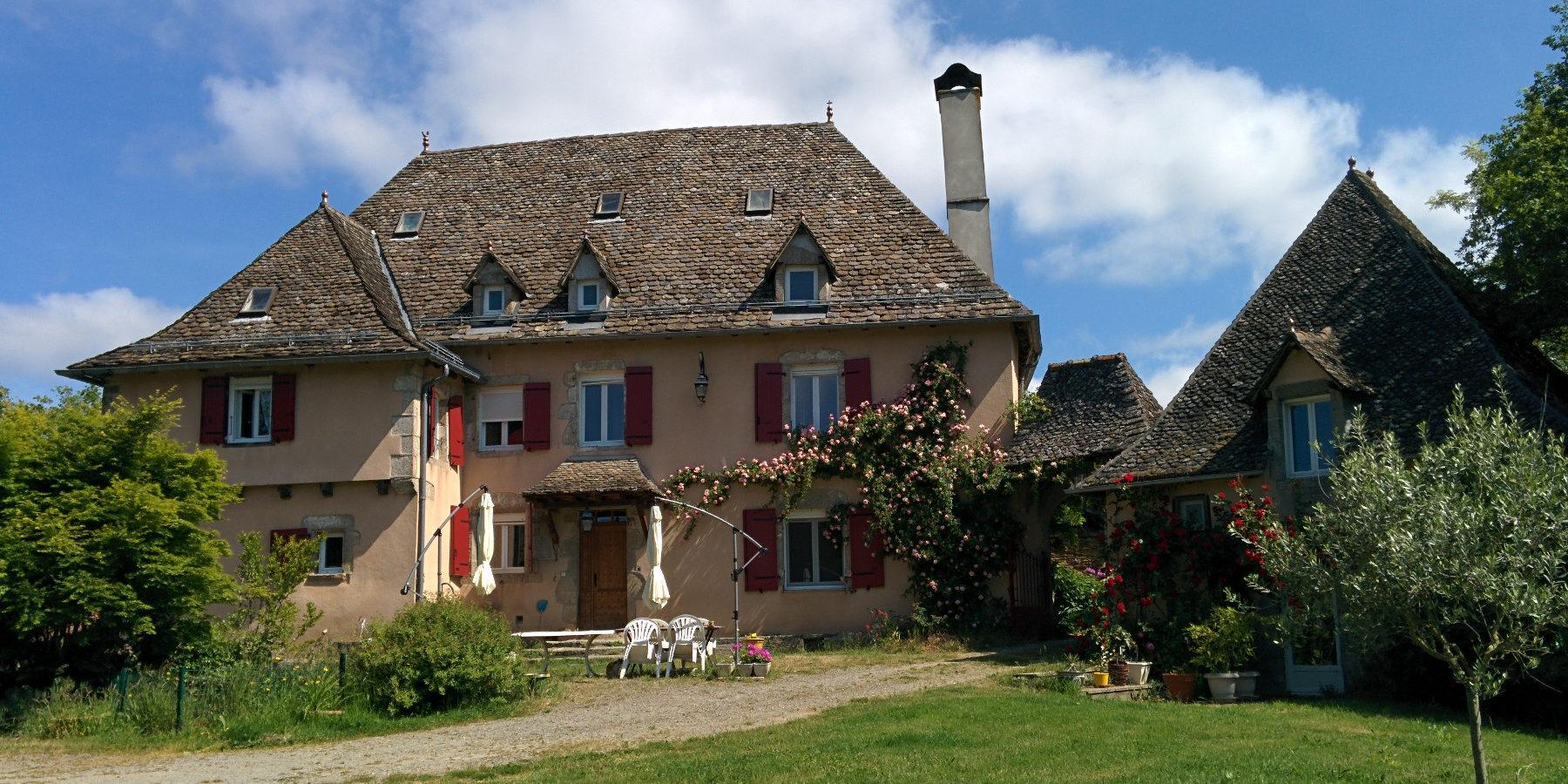 Maison du Cayla à Leynhac
